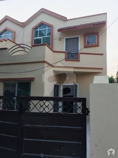 House Is Available For Sale In Eden Abad 4. 5 Marla Near Ring Road Lahore
