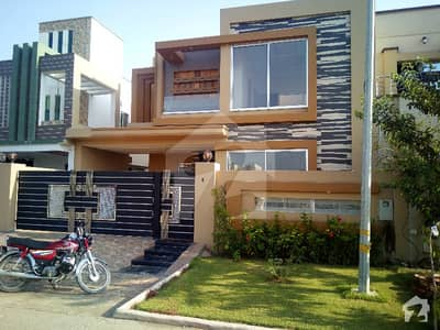 10 Marla Brand New House For Sale In Paragon City