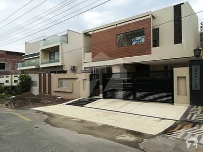 22 Marla Modern Architect Brand New Luxury Designer Bungalow Is For Sale