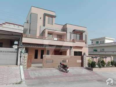 One Kanal Brand New Double Storey House Available For Sale In National Police Foundation Near Pwd Bahria