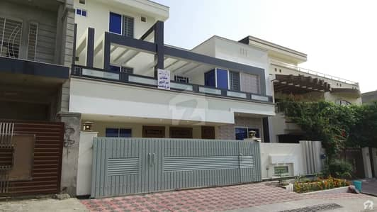 House Is Available For Sale In CBR Town Phase 1 Islamabad