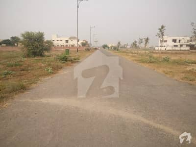 R  Block   1  Kanal  Best  Location  Plot Is  For Sale Best  Investment