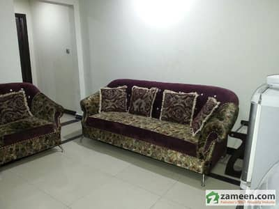 1 Bedroom Fully Furnished Apartment In Phase 4 Available