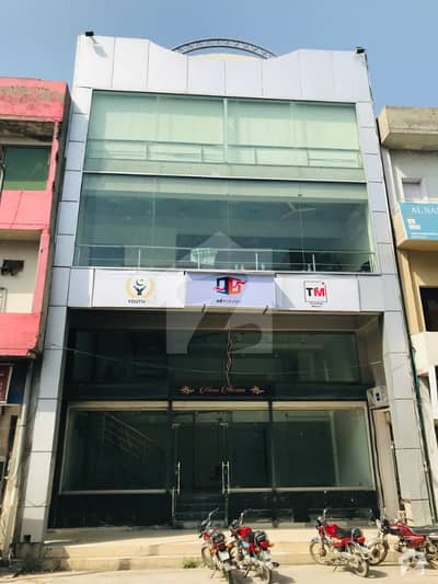 Leads Offers 4 Marla Commercial Building For Sale In H Block Phase 1