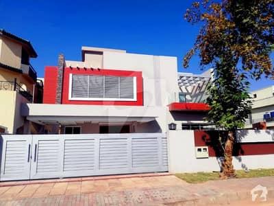 1 Kanal Newly Construct  Lavish Design Bungalow For Sale
