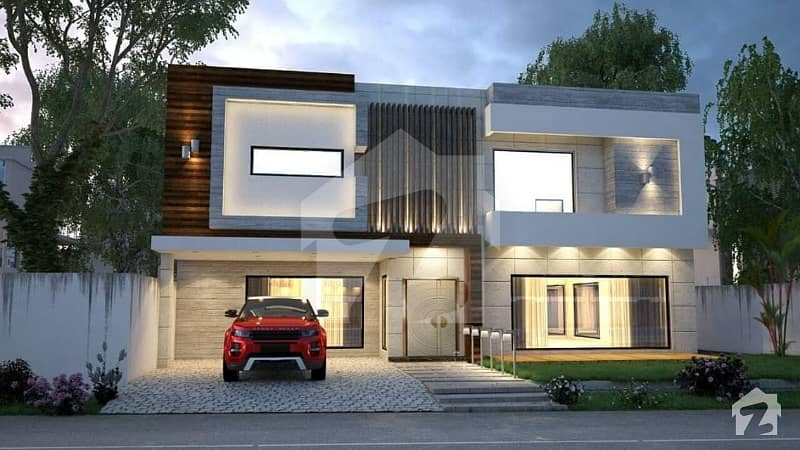 15 Marla Brand New Hot Location Luxury Bungalow For Sale In State Life Housing Society