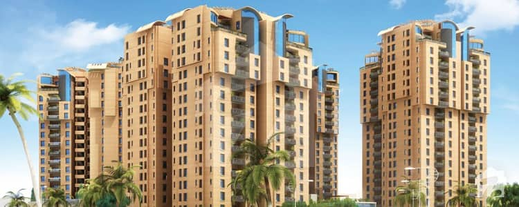 Luxurious Apartment For Sale 4 Bed Drawing Dining 3500 Sq. Ft At Lakhani Presidency