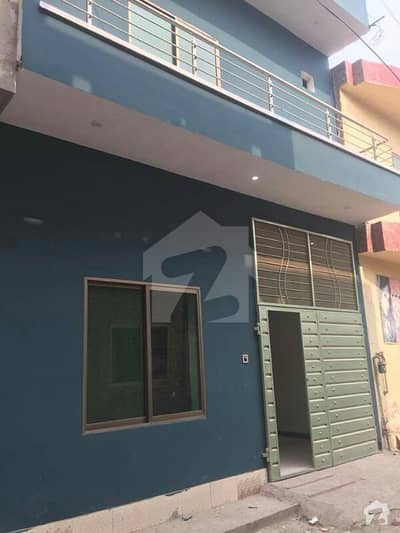 4 Marla House For Sale In Green Cap Housing Society