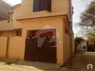 Double Storey Corner House Is Available For Sale