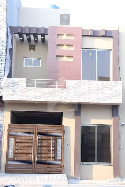 3 Marla Brand New House For Sale In Green Avenue