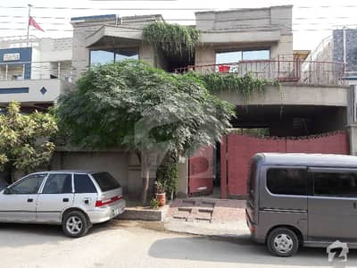 12 Marla Double Storey House Available For Sale