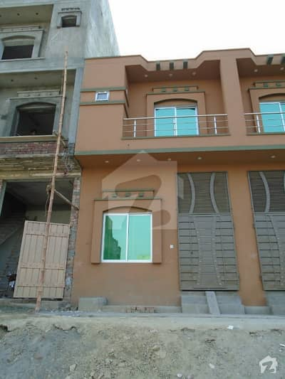 Minimum 2 Marla Brand New House For Sale In Tayab Town Excellent Hot Location