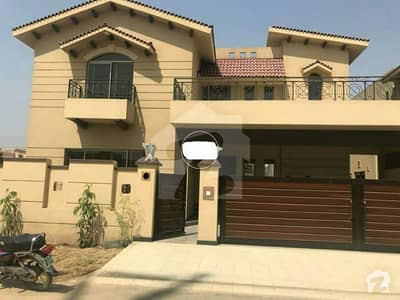 17 Marla 5 Bed Brand New Brigadier House For Sale