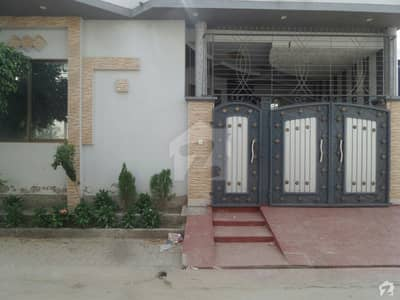 Double Storey Beautiful House For Sale at Saad City Okara