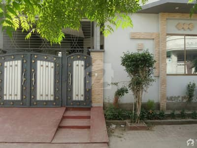 Double Storey Brand New Beautiful Corner House For Sale At Saad City Okara