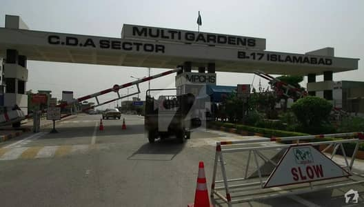 25x50 Plot Available For Sale In 3400 Series Of MPCHS - Block F Islamabad