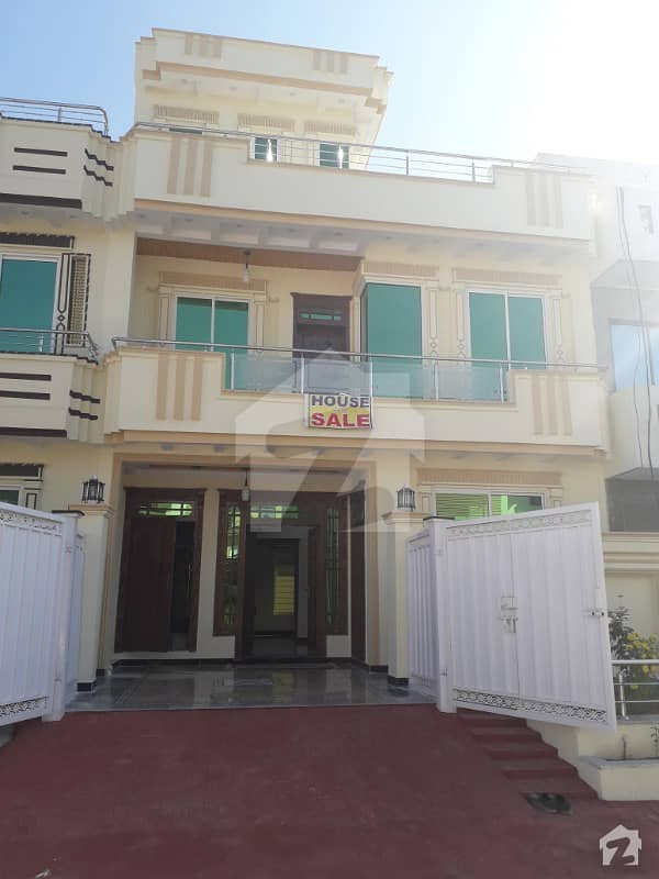 25x40 Brand New House For Sale With 3 Bedrooms In G13 Islamabad