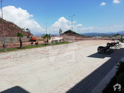 8 Marla Plot In Reasonable Price For Sale In Bahria Enclave - Sector N Islamabad