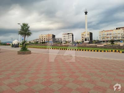 5 Marla Category Plot In Bahria Enclave - Sector H Road 3 Islamabad