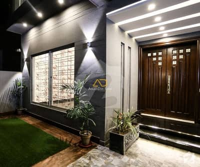 10 Marla Brand New Bungalow Available For Sale In Wapda Town