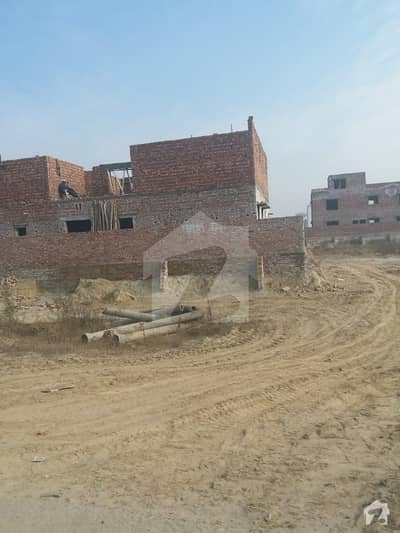 Cheapest Plot For Investor 7 Marla Plot 1630 Block Ee Phase 2 In State Life Housing Society Lahore