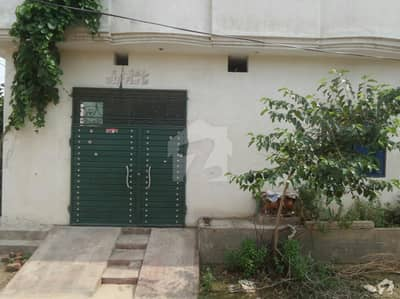 Single Storey Beautiful Corner House For Sale In Rehmat Pura Okara