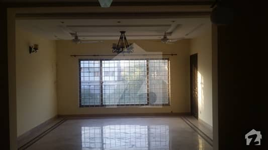 35x70 Ground Portion For Rent With 3 Bedrooms In G-13 Islamabad