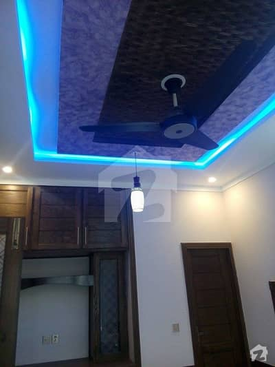 Brand New 50x90 Ground Portion  For Rent With 4 Bedrooms In G-13 Islamabad