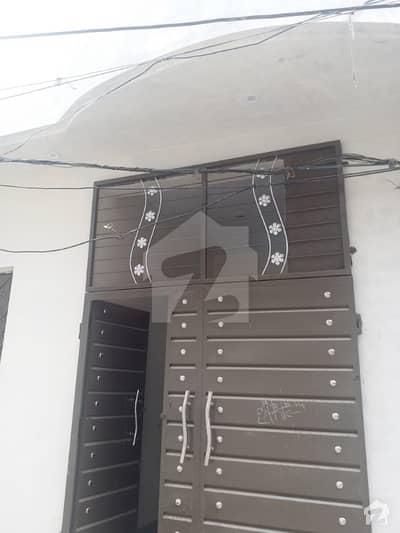 Mian Farooq Estate Offer 3 Marla Corner Single Storey House For Sale
