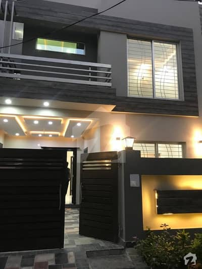5 Marla Brand New House Available For Sale In Wapda Town Lahore
