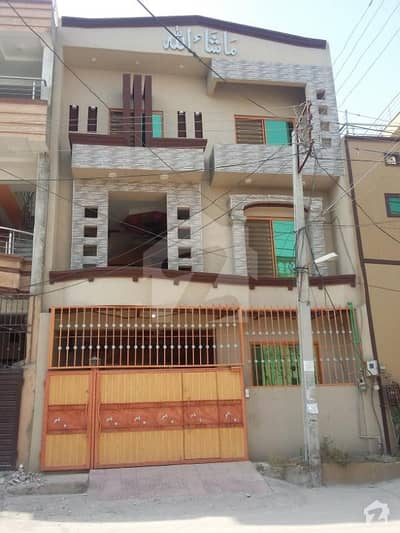 Newly Constructed 25 story 5 Marla House at Ghauri Town Phase 5 Islamabad