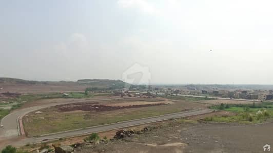 8 Marla Commercial Plot In H Block Of Bahria Enclave