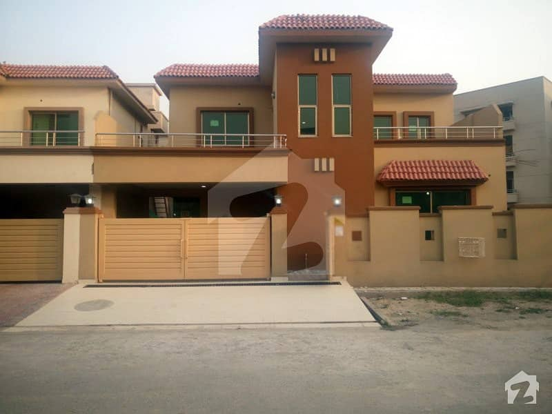 SD House 4 Bed Brand New at Askari 11 Sector B Lahore for Sale