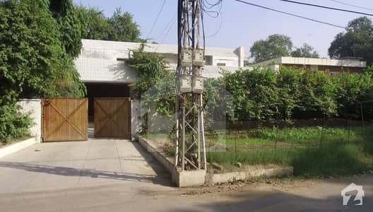 2 Kanal Beautiful House For Sale In Zafer Ali Road Lahore Cantt