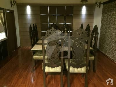 1100 Yards Full Furnished Outclass Bungalow