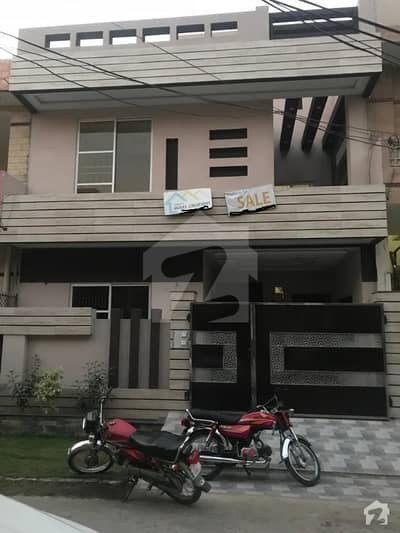 5 Marla House For Sale On Top Location Of Wapda Town Lahore