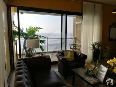 Sea Facing High Floor Lavish Apartment In Pearl Tower Emaar Crescent Bay Karachi