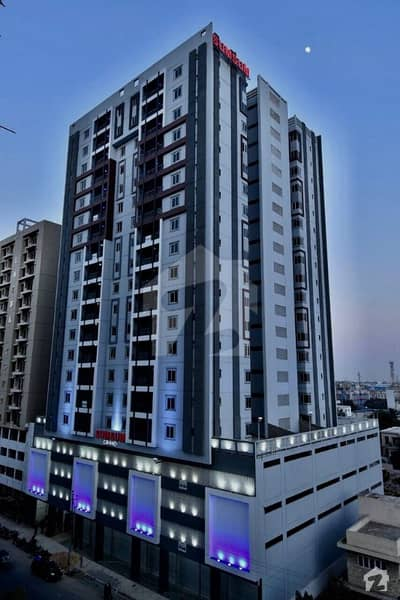 Brand New Luxury Flat Available For Sale At Main Khalid Bin Waleed Road