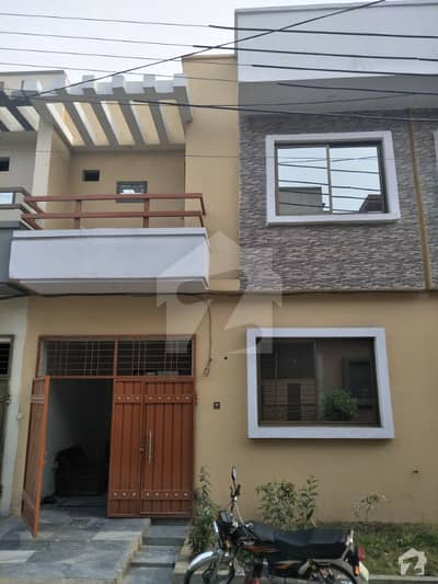 3 Marla Brand New Marvelous Luxury House For Sale