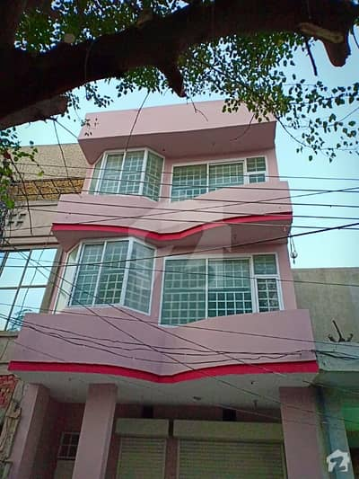 Commercial House In Marghzar Officers Colony For Sale