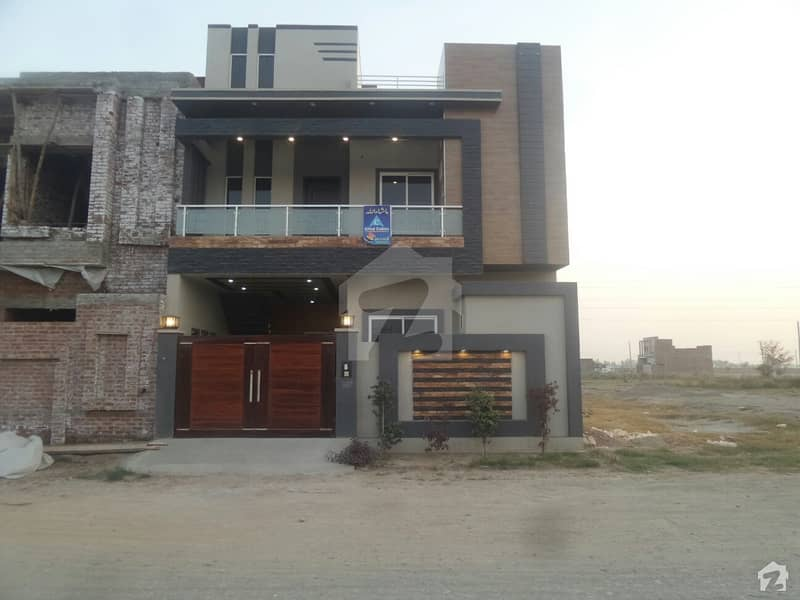 New Build Double Storey Fully Furnished House For Sale - 80 Feet Road Front