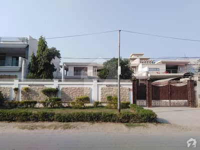 2. 25 Kanal Double Storey House For Sale