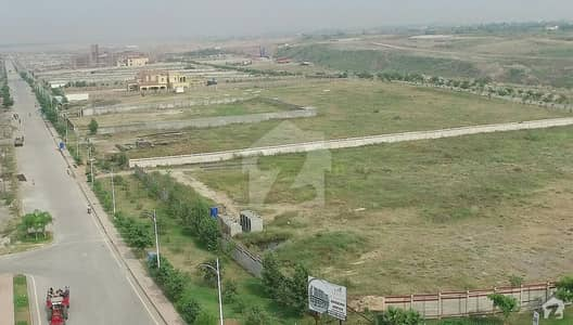 5 Kanal Farm House Land Is Available For Sale In Block D Gulberg Greens Islamabad