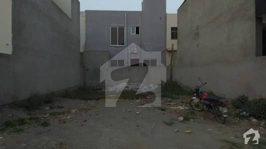 5 Marla Hot Location Plot For Sale In Gas Connection Area In State Life Housing Society Lahore
