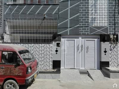 Full Renovated West Open Ground+1 House Available For Sale In North Karachi Sector 8.