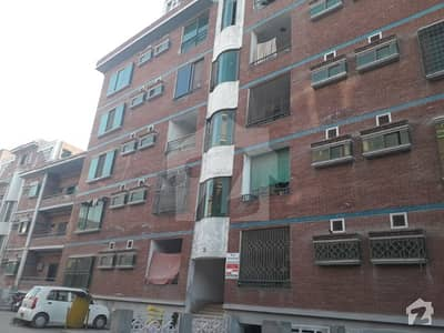 10 Marla Apartments In Parkview Corner With 4 Rooms For Sale
