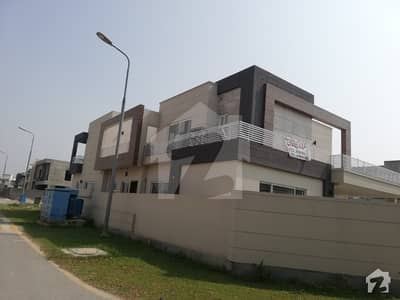 Beautiful Corner House Facing Park House For Sale