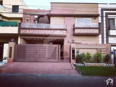 10 Marla Brand New House For Sale On 60 Road In Wapda Town Lahore