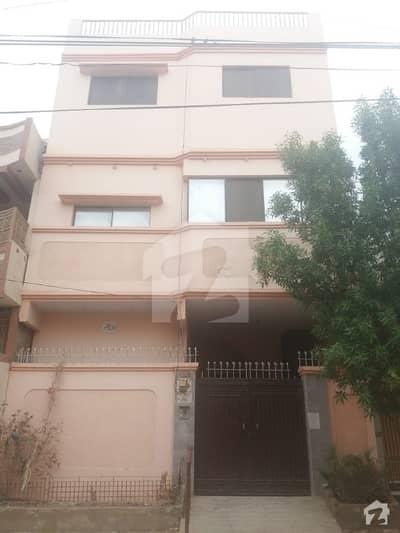 Ground+2 Floors House Available For Sale At Gulshan-e-zealpak Housing Society