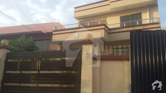 Caltex Road New Lalazar  9 Marla 5beds House For Sale